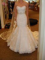 Wholesale Mermaid Beaded Corset Wedding Dress - Luxury Bling Lace Mermaid Wedding Dresses Sweetheart Corset Sweep Train Bridal Gowns Custom Make Vestidos De Noivas With Crystals Beaded