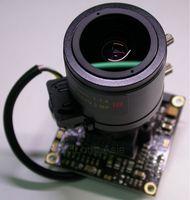 "Wholesale Effio Zoom - WDR Effio-V Auto IRIS 2.8-12mm Zoom LEN 1 3"" Sony ICX662 663 Super HAD CCD II +CXD4141 CCTV camera module board +OSD Cable"