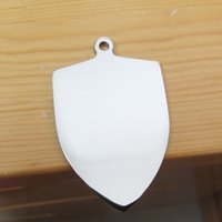 Cheap 52*32mm stainless steel dog tags Best Stainless steel Dog tags mirror dog tags