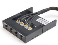 pc disk sürücüleri toptan satış-Toptan-ORICO HD-PW4101 sabit disk selektörü sata anahtarı HDD Güç Anahtarı Sabit disk Kontrolü Masaüstü bilgisayar için disket yuvası bilgisayar