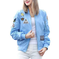 Dropshipping Ladies Baseball Jackets UK | Free UK Delivery on ...