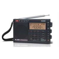 ingrosso ricevitore portatile ssb-Radio TECSUN PL-680 FM originale sintetizzata all'ingrosso Radio portatile DSP digitale Radio FM AM Radio SS SSB
