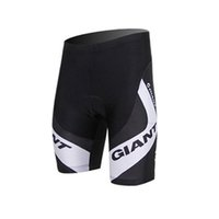 Wholesale Giant Blue White Mountain Bike - 2017 Giant Breathable Cycling Shorts  Summer Quick-Dry Mountain Bike Clothing Racing Bicycle GEL Shorts Bib  Shorts For