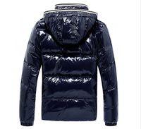 Wholesale French Parka - Luxury Mon Brand Down Jacket Parkas Anorak Men Winter Jacket Winter Thick Down And Parka Anorak Down Coat French brand