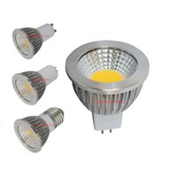 CREE Lâmpadas led Lâmpadas Dimmable GU10 MR16 E14 GU5.3 E27 9W 15W COB Led Spotlights led downlight lâmpada 12V 85-265V
