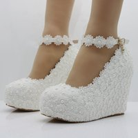 Wholesale sponge wedges - New 2017 documentary shoes slope increased thick soles, summer, fall, spring sponge bottom heels children English in the spring and autumn