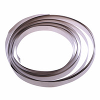 Wholesale Nickel Plates For Battery - Travel Kits 3m Pure Ni Plate Nickel Strip Tape For Li 18650 Battery Spot Welding Outdoor tools