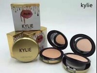 Wholesale Controlled Power Ups - HOT new Kylie Jenner Face Power Makeup Kylie Face Powder Professional Studio Fix Powder Plus Foundation Press Make Up Cosmetic 8 Colors
