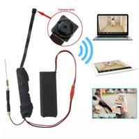 Wholesale Ipad Wifi Module - HD P2P Wifi Hidden Camera Module Motion Detection Spy Video Camera IP Recorder Mini DV Security Nanny Cam For Smartphone PC Ipad Remote View