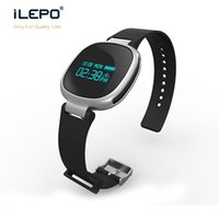OLED intelligente Armbanduhr IP67 wasserdicht SNS Benachrichtigung Bluetooth Version 4.0 lange Standby-Smartwatch