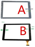 Wholesale Screen Replacement Tablet Pc - Wholesale- New 10.1inch for RCA 10Viking Pro RCT6303W87 DK DFK tablet pc touch screen panel digitizer glass sensor Replacement