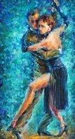 reproductions d'art achat en gros de-Fine Art Peinture À L'huile Reproduction De Haute Qualité Impression Giclée Sur Toile Décor À La Maison Paysage Peinture DH078