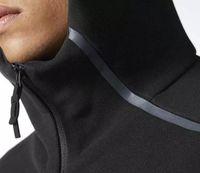 Wholesale Sports Hoodies For Men - zne hoody 2017ads spring summer men sport palace skateboards hoodies brand for men women sweatshirt pullover clothing sudaderas hombre jacke