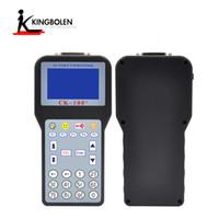 herramientas clave coche vw al por mayor-CK100 CK-100 V99.99 Auto Key Programmer versión actualizada de SBB V99.99 Auto Key Programmer Tool con copiadora de llaves para autos en varios idiomas