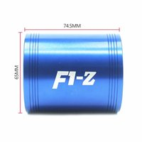 Wholesale Intake Turbines - F1-Z Double Supercharger Turbine Turbo charger Air Intake Fuel Saver Fan