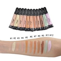 Wholesale Original Bb Creams - Original Popfeel Makeup Concealer High Definition Concealer Liquid Foundation BB Cream Cosmetics Face Concealer Wholesale 2802006