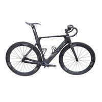Wholesale Matt Carbon Stem - FCFB carbon road bike Pro01 47 49 51cm new carbon road frame 3K matt BB92 bicicleta road bike frame with handlebar stem