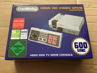 Wholesale Interface Music - 2017 new European and American version of Nes mini game HD HDMI interface MiniTV game built-in 600 games DHL free shipping