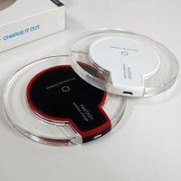 Barato Carga Celular Barato-Hot Sale Celular barato Qi Wireless Charger Charging Pad Mini para Samsung S6 S6 Edge Note5 Nokia