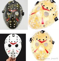 Hot selling Freddy VS Jason Mask protective face CS Cosplay Killer Mask men women children movie theme masks new Party Halloween Festival Supplies gift