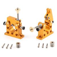 Wholesale Metal Stepper Motor - 3D Printer parts All Metal Bowden remote Extruder kit 1.75mm for 3D printer 42 stepper motor Accessories 90x70mm