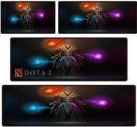 Wholesale Large Gaming Mouse Pad Red Blue Black Green Locking Edge Mousepad Mouse Mat Keyboard Mat Table Mat For Dota