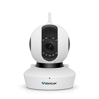 Wholesale Wifi Camera Pan Tilt Zoom - VStarcam C23S Wireless Security IP Camera WiFi Network Pan Tilt Zoom PTZ 1080P Full HD Surveillance CCTV home for Baby Monitor