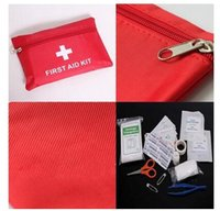 Wholesale Emergency Medical Kit Survival Wrap Gear Tweeter Scissors Bandage