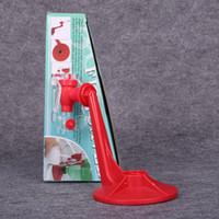 deckspender großhandel-Fizz Saver Non Slip Bottom Cola Dispenser Top Rack Geschirrspüler ABS Kunststoff Bau Cola Flasche Gerät Inverted Trinkmaschine 4 8nf