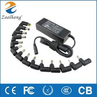 Wholesale Universal Adapter Laptop Asus - Universal 15-20V 90W Laptop AC Automatic Power Adapter Charger battery for Acer ASUS DELL Thinkpad Lenovo Sony Samsung Laptop computer