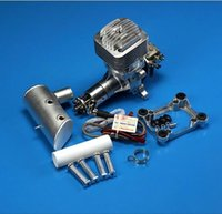 Wholesale Engine For Model Airplane - Original DLE85 85cc Gasoline Engine 8.5HP for rc model airplane US Stock