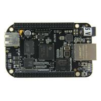 ingrosso nero rev-Freeshipping Beaglebone Nero BB-Black Rev C 4GB eMMC AM335x Cortex-A8 Piattaforma di sviluppo Single Board Versione di Embest