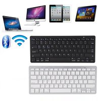 Wholesale Tablet Pc For Window - Ultra-slim Wireless Keyboard Bluetooth 3.0 for All Windows Android iOS PC Tablet ASUS VivoTab Note 8 Microsoft Surface HP Stream Dell Venue
