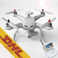 Wholesale Brushless Electric Rc - 2.4G RC Quadcopter Drone AOSENMA CG035 Brushless Double GPS 5.8G FPV Quadcopter Drone With 1080P HD Gimbal 5MP Camera Helicopter Airplane