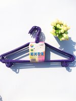 Wholesale Long Dress Storage - Cooler Hanger Household Hook Adult Adult Clothes Rack Longer Coat Hanging Clothes Hanger