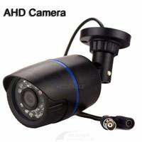 Wholesale Camera Waterproof Pal - HD 1MP 720P AHD Surveillance Security Camera IR-Cut Filter 24 LEDs indoor or Outdoor Use
