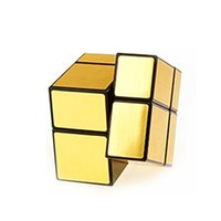 12-24M spinning mirror - Intelligence Children Educational Toy Puzzle Magic Cube Mirror Blocks Brinquedos Para Meninas Spinner Hand Games For Kids Spin Toy D474