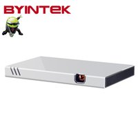 Vente en gros- BYINTEK Mini Mini Home Cinéma Portable HD 1080P Video Movie LED DLP Wifi HDMI Projecteur Miraplay Airplay pour Iphone Ipad Android