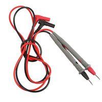 Wholesale Wiring Test Probes - Wholesale-Factory price Universal Digital Multimeter Multi Meter Test Lead Probe Wire Pen Cable de la pluma de mesa Sept21 Free Shipping