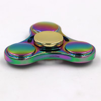 Wholesale Phimis new toys hand spinner relieve spinner zinc alloy colours