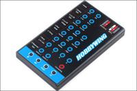 Wholesale Speed Controller Esc Brushless - Speed Controller Hobbywing RC Car Program Card LED Program Box 2C 86020010 Programm Card For XERUN and EZRUN Series Car Brushless ESC
