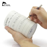 Wholesale Ceramic Coffee Mugs Spoons - Wholesale- Personalized Multifunction Schedule Mug Replace Notepad Writable Cup Memo Writing Ceramic Coffee Mug Weekly Daily Available
