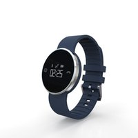 Wholesale Ups Home Use - Waterproof IP67 UW1 Wristband BT4.0 Smart Bracelet Smartwatch Heart Rate Call SMS Remind Hand raise light up For IOS Android