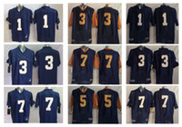 Wholesale Fight Good - 2017 Cheap Wholesale Men College Norte Dame Fighting Irish Hot Selling Good Quality Free Shipping Football Jerseys