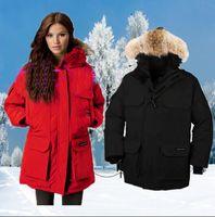 Wholesale Woman Goose Down Coat Sale - Hot sale of outdoor more warm winter hardy to degrees below zero 40 woman waterproof goose down jacket coat XS-XL
