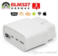 ELM327 Wifi V1.5 Original Vgate iCar elm327 elm 327 WIFI OBDII OBD2 pour Android PC iPhone voiture iPad