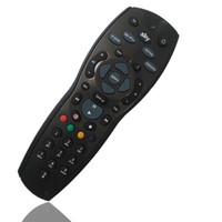 Wholesale free sky hd resale online - Sky Remote control Sky HD v9 Remote Controlers Universal Sky HD Plus Programming Remote Control Black
