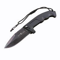 Wholesale Extrema Ratio Survival Knife - Extrema Ratio RAO185 Huge Tactical Folding Knife Stonewashed Outdoor Camping Hunting Survival Pocket Knife Military Utility EDC Xmas Gift