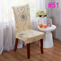 Wholesale Lycra Spandex Folding Chair Covers - New Arrival spandex Wedding Party Hotel Home chair covers colorful spandex lycra Folding chair cover for Restaurant Decor Decoration Banquet