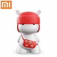 Wholesale Original Xiaomi Mi Rabbit Sparkle Wireless Bluetooth Speaker Cute Mini Speaker Support SD Card Music Player for Phone Tablet PC